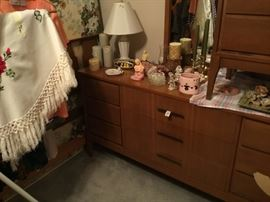 Bedroom 3 - mid century modern Dresser