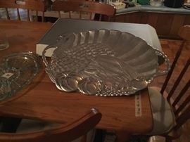 Gotham turkey platter