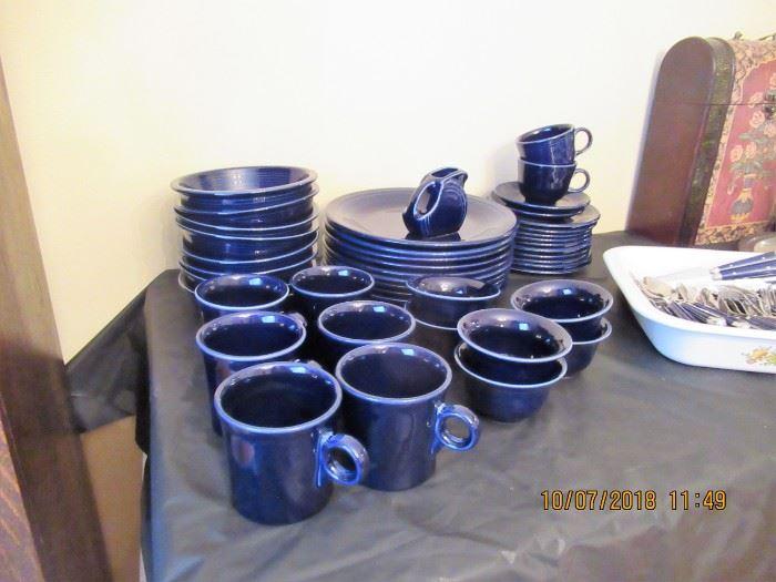 cobalt hlc Fiesta Wares
