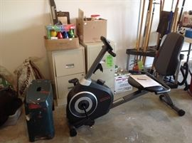 Like new exercise bike