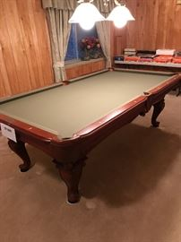 LIBERTY POOL TABLE