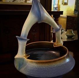 Katie Shaw, 4 cups, ceramic, 1978