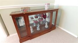 curio display case