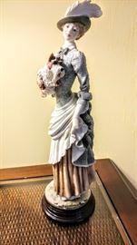 Armani figurine