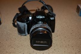 Minolta 35mm cameral