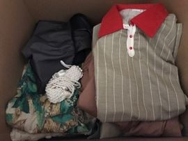 vintage men's clothing, vintage women's clothing