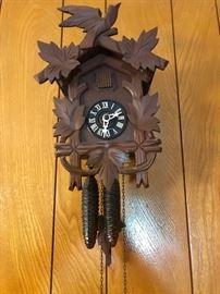 German Coo Coo Clock