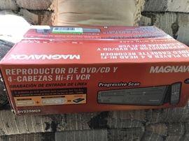 New Magnavox DVD/CD