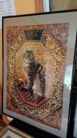 Cat Puzzle Portrait