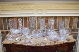 Crystal Priced from:  $7.50-$75.00