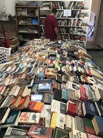 Books GALORE!!