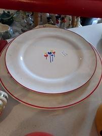 Tulip plates