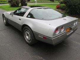 1985 Corvette 46K miles V8, 5.7 L, 350HP engine