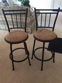 4 stools, $50/pair