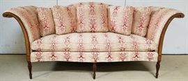 Lovely rolled arm sofa by Southwood