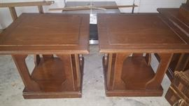 End Tables, 4 to choose from