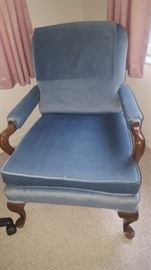 Occasional Chair padded arms