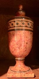 """4. Ceramic Urn (13"""")"""