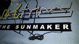 SUNMAKER NEON SIGN