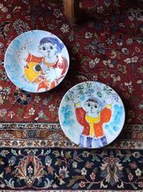 Mid-century Italian ceramics