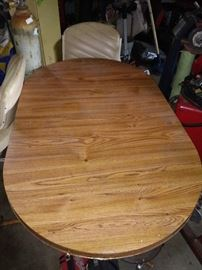 Kitchen Table and Furniture