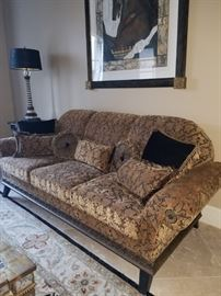 Beautiful Sofa!  Amazing like new condition. Non pet/Non smoking home.  ****THIS SOFA IS AVALIABLE FOR PRESALE****