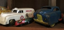 Wonderful vintage toys.