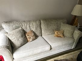 Nice couch (not a sleeper)