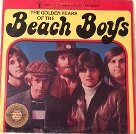 Beach Boys vinyl