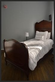 English Twin Size Bed