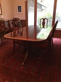 Council Craftsman DR Table
