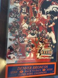 Denver Broncos Collectibles