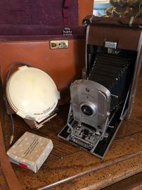 Older Polaroid Camera