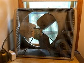 Homart Cooler - Window Fan. Works!