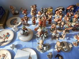 Many Figurines with as early as Trademark #2
