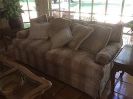 Henredon sofa