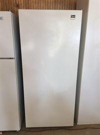 Whirlpool upright freezer