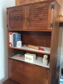 Small pantry/hutch