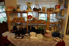 dishes, collectibles