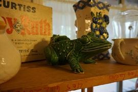 McCoy Frog