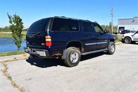 2004 GMC Yukon XL 2500 4X4..
