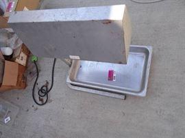 2 Bulb Food Warmers