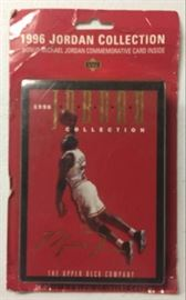 1996 Upper Deck Michael Jordan Collection Factory ...