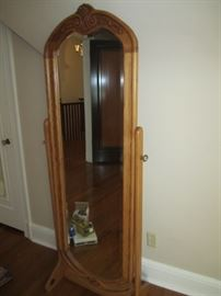 OAKWOOD INTERIORS MIRROR