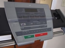 DETAIL OF TREADMILL
