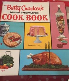 Love the colors on this cookbook! I would just sit it on a shelf.