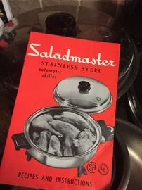 Saladmadter pots and pans