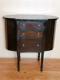 Martha Washington Sewing Cabinet http://www.ctonlineauctions.com/detail.asp?id=763663