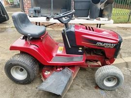 Lawn Tractor & Many Accessories: http://www.ctonlineauctions.com/detail.asp?id=764177