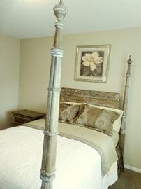Lexington 4 post queen bed